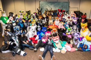 MNFurs 2019 Holiday Party! @ Rose and Fireside Room | Roseville | Minnesota | United States