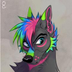 Profile picture of H. Foxxy (Neon Foxxy)